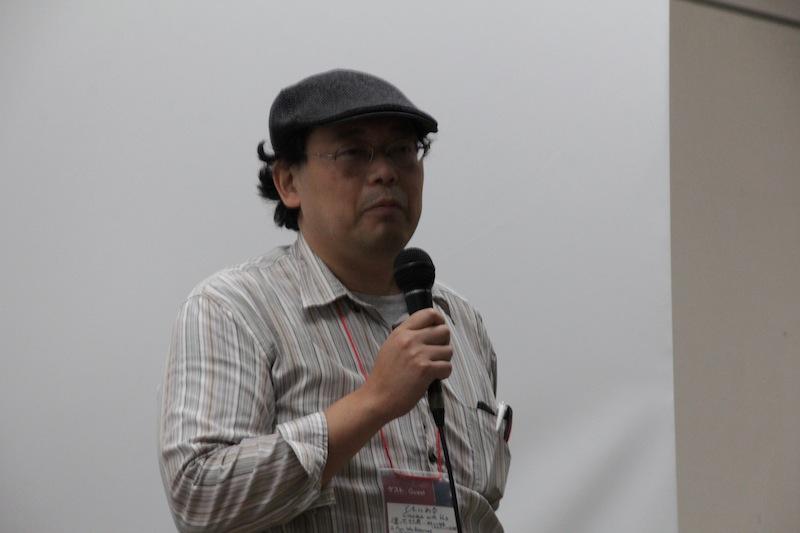 『還って来た男』竹内雅俊監督