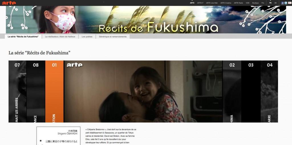 Recits de Fukushima