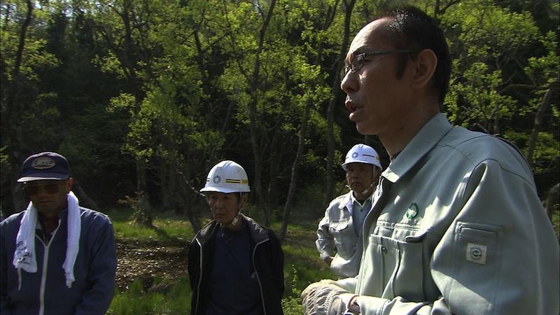 『天に栄える村』1b(c)桜映画社